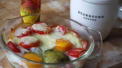 Polskie South Beach: Jajka po ranczersku, huevos rancheros