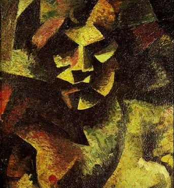 Sironi - Antigrazioso (1913)