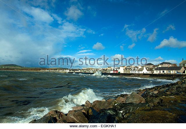Port William, The Machars, Dumfries and Galloway - Stock Image