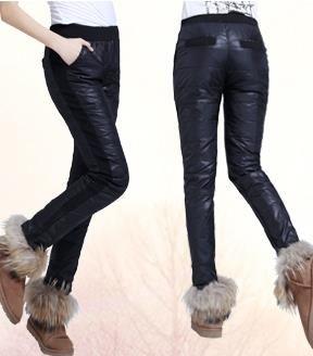 Отзывы на штаны женские зимние
