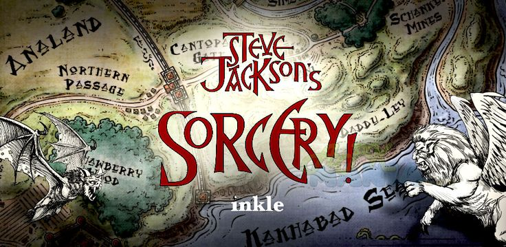 Sorcery! v1.01e APK is an interactive adventure like never before! From legendary designer Steve Jackson, co-founder of Lionhead Studios (with Peter Molyneux), and Fighting Fantasy and Games Workshop (with Ian Livingstone); and inkle, the studio behind the award-winning, App Store featured Frankenstein, Sorcery! is an interactive adventure like never before.