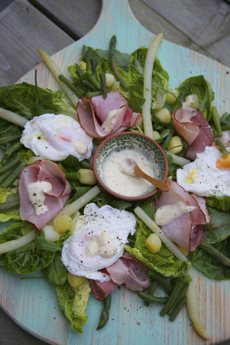 Pimenta Loret Big Italy pastel groen serveerplank