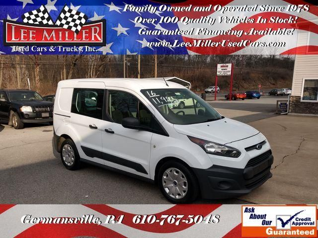 2016 Ford Transit Connect Cargo Xl Van 4d Ford Transit Used