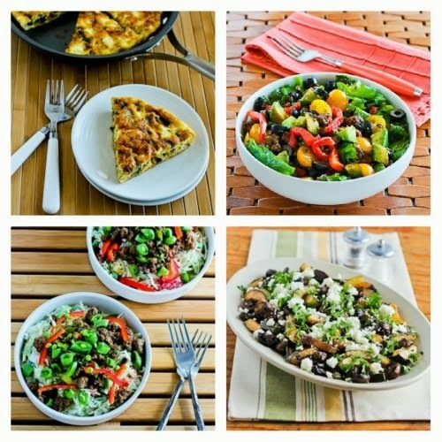 Kalyn's Kitchen®: South Beach Diet Phase One Recipes Round-up for September 2013 (Low-Glycemic Recipes)