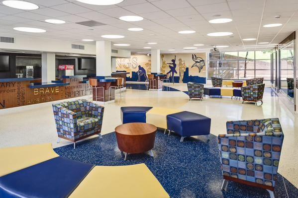Wcu Hunter Library Room