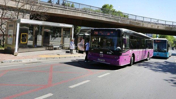 Otobüse artık çok daha akıllı duraklardan bineceksiniz!