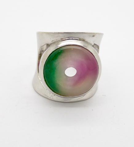 Kwan Yin Jade Ring