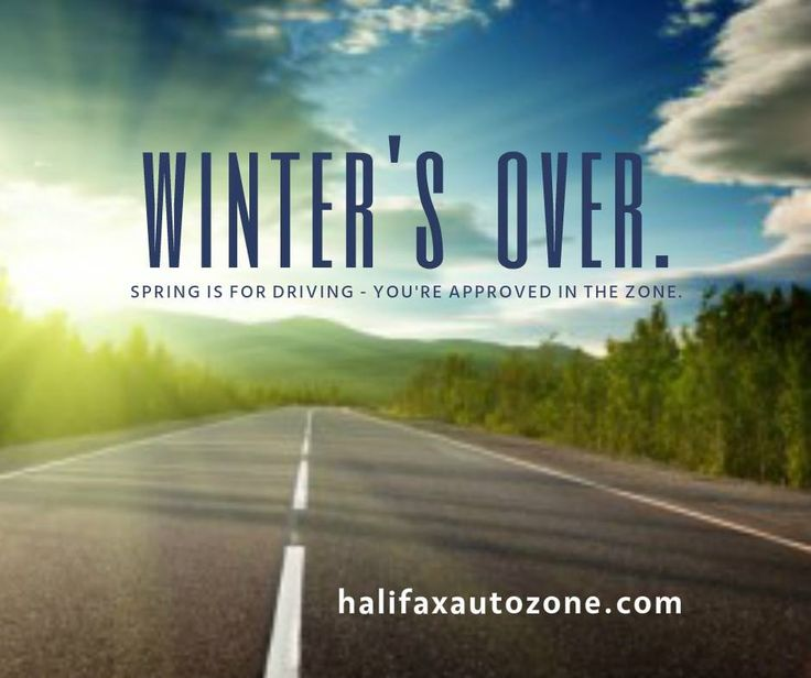 Sunshine and the open road. Don't miss it. You're new keys and approval are awaiting in The Zone - #Halifaxautozone