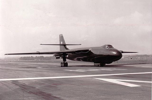 Vickers Valiant B2 Farnborough 1953