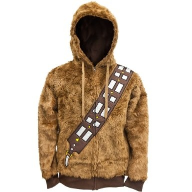 Best Star Wars Images On Pinterest Carpets Flowers And Homes - Hoodie will turn you into chewbacca from star wars