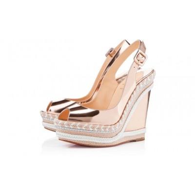 LouboutinHappy Feet, Shops, Louboutin Summer, Fabolous Life, Wedges Shoes, Magic Shoesss, Women Wedges, Christian Louboutin, Feet Jewelry