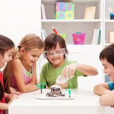 10 expériences faciles à faire avec les enfants