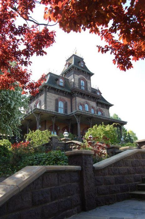 Phantom Manor, The Haunted Mansion in France