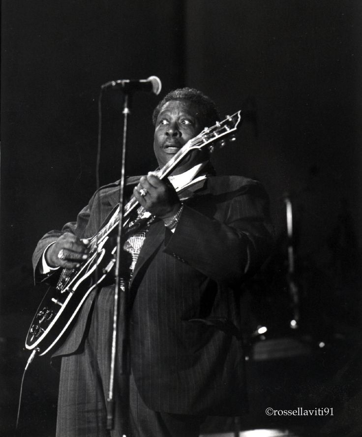 B.B.King_roma1991 ph©rossellaviti
