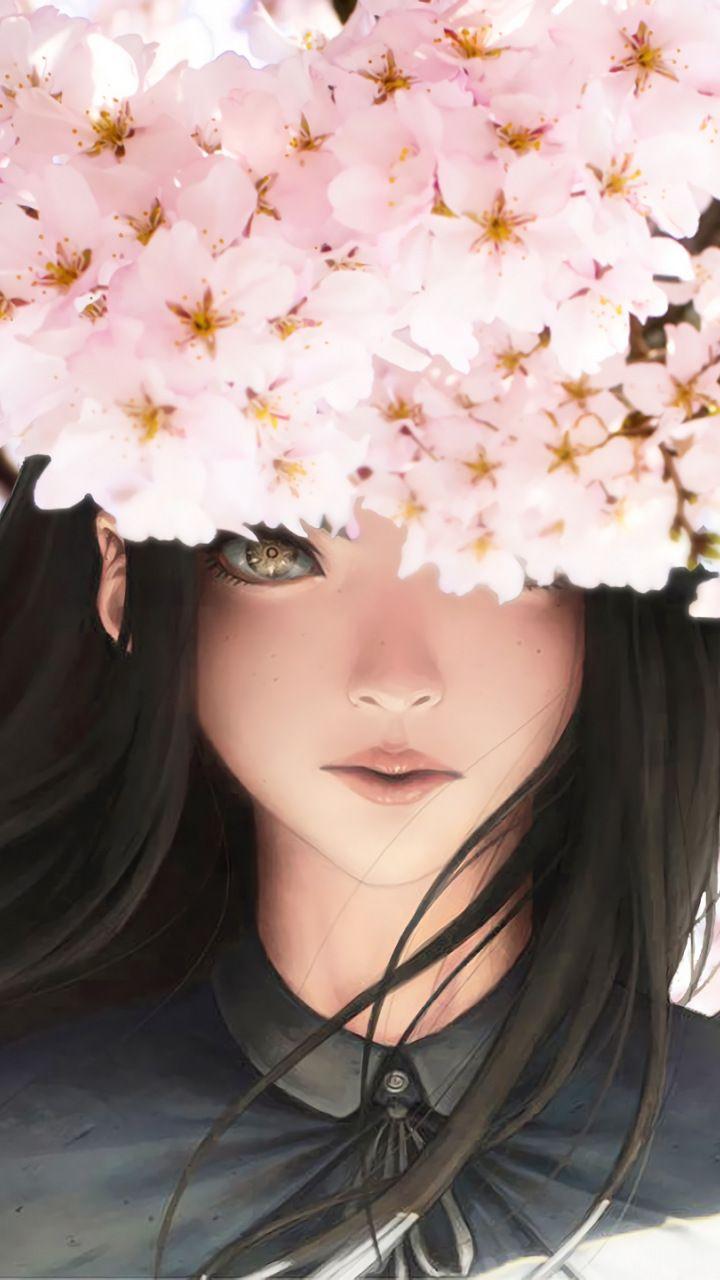 Pin Em Anime Wallpapers Anime sakura wallpaper iphone