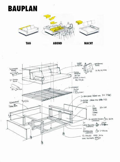 Hartz IV Möbel: DIY-SiWo Sofa