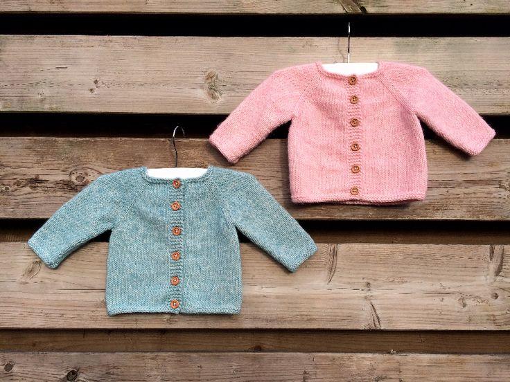 Baby vestje breien - Blog - Henja: online garenwinkel