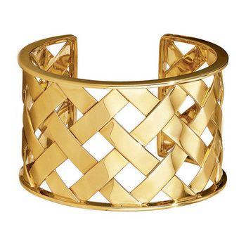 GOLD CUFFS JEWELRY   ... gold cuff bracelet criss cross cuff bracelet in 18k yellow gold slip