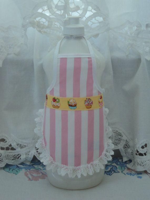Bake Shop Goodies Cupcake Cutie Dish Soap by LoveVanillaRose, $10.00