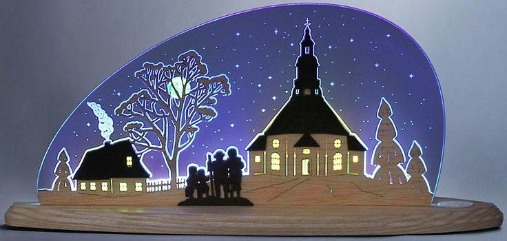 Weigla® LED Motivleuchte, »Seiffener Kirche« Jetzt bestellen unter: https://moebel.ladendirekt.de/weihnachten/weihnachtsdeko/?uid=1023cd8e-8b96-575d-98f3-d02f71ec878e&utm_source=pinterest&utm_medium=pin&utm_campaign=boards #weihnachten #weihnachtsdeko #deko