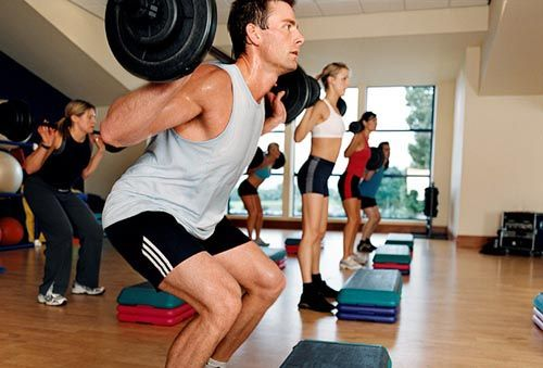 Smitten by Group Fitness Classes
