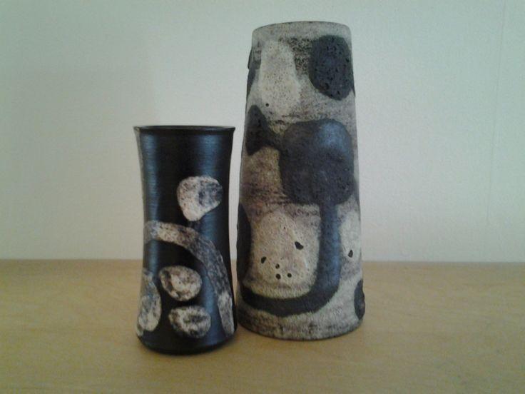 Dutch vases by hans dommisse