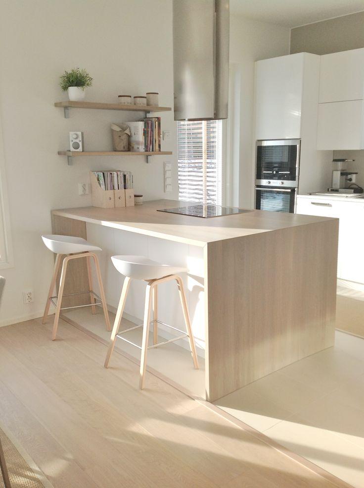 Die besten 25+ Kücheninsel beleuchtung Ideen auf Pinterest Insel - Led Einbauleuchten Küche