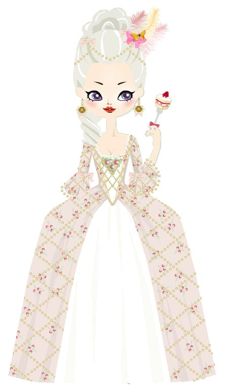 Marie Antoinette by marasop on DeviantArt