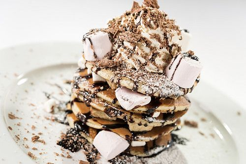 Pancake House Rocky Road Stack Winter Special 2015 05