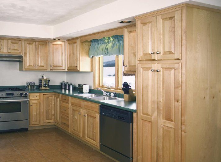 unfinished discount kitchen cabinet home design plus ...
