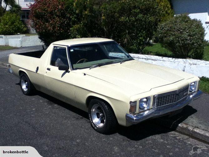Holden kingswood 1980