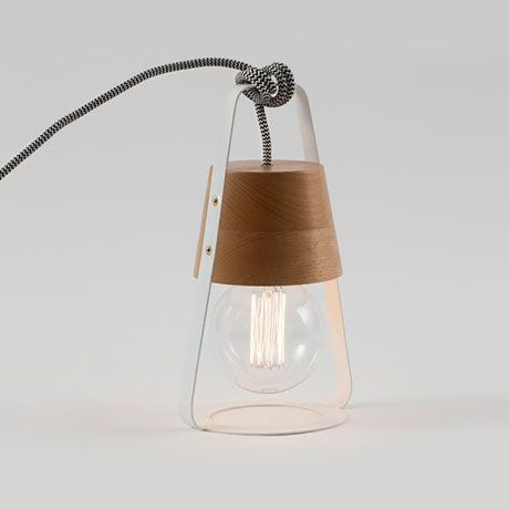 HOP DESIGN: Contemporary Interpretation of Oil Lantern