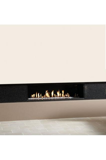 Studio Edge - hole in the wall fireplace