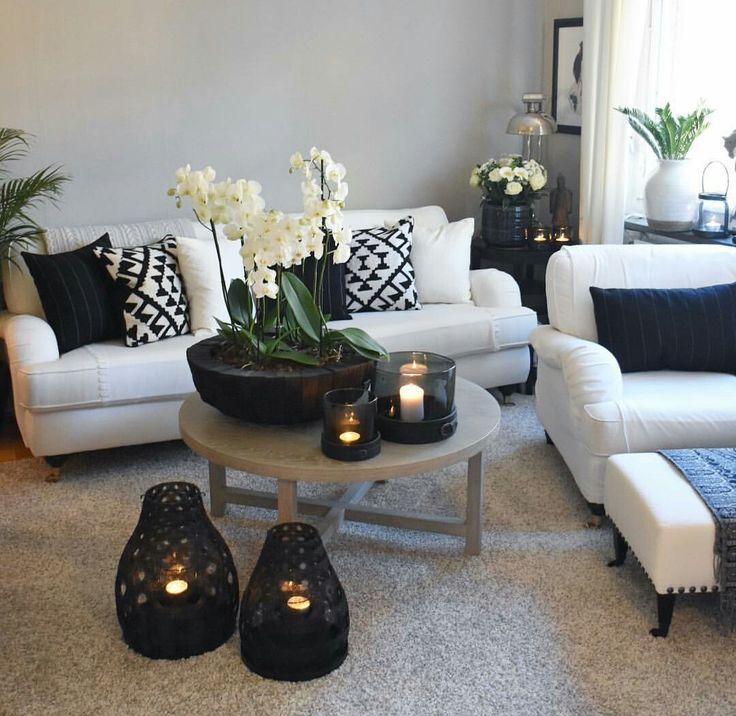 Pin de maitechu flores en living rooms pinterest decoraci n de apartamentos decoracion de - Pinterest decoracion hogar ...