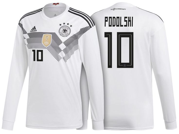 ff1930444a7 get 1 germany manuel neuer mens jersey white home short shirt 2018 world  cup soccer 0dda9 deba8; cheapest 2015 2016 euro cup germany 10 podolski home  white ...