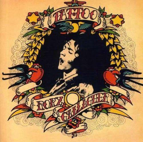 """Rory Gallagher """"Tattoo"""" (1973)"""