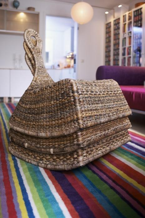 IKEA PS GULLHOLMEN Rocking chair, banana fiber  Night, Rocking chairs ...