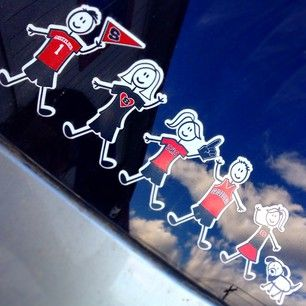 Best Images About Funny Family Car Stickers On Pinterest - Unique family car decals