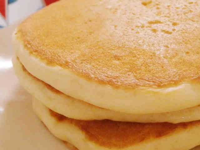 簡単ふわふわん!ハワイ味のパンケーキ☆の画像