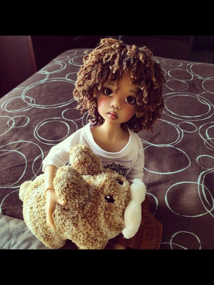 Dolls by Kaye wiggs