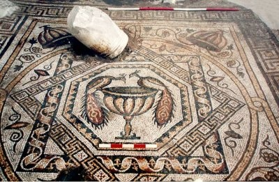 Turkey, Tekirdağ Perinthos Mosaics