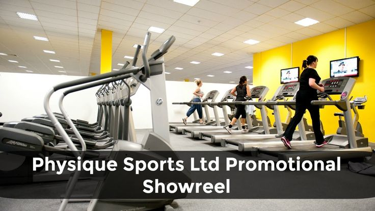 Physique Sports Ltd Promotional Showreel