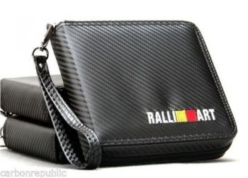 Carbon fiber inspired CD case, perfect to keep your favourite CD's for any trip.   www.motorsportinc.com.au