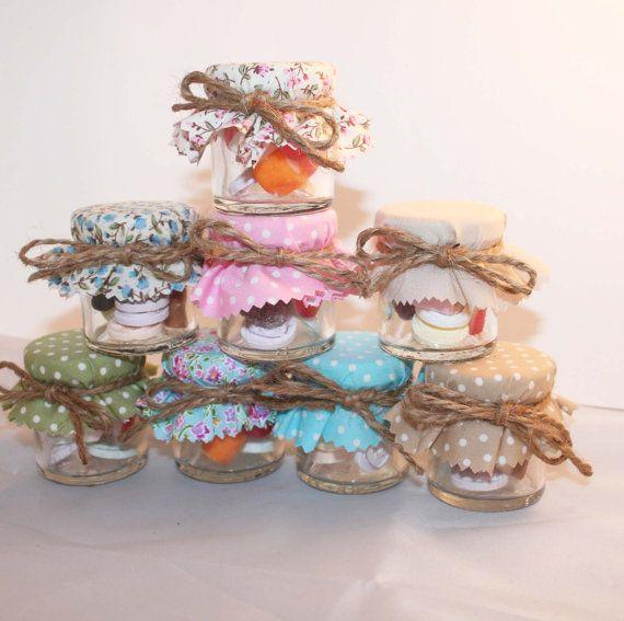 Favori dolce dolce vaso favore bomboniera Candy Jar Bridal