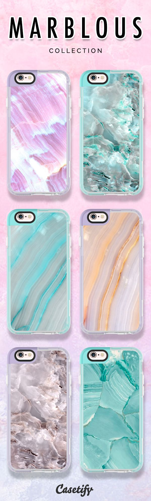 Check out our new Marblous collection! https://www.casetify.com/marblous/all | @casetify