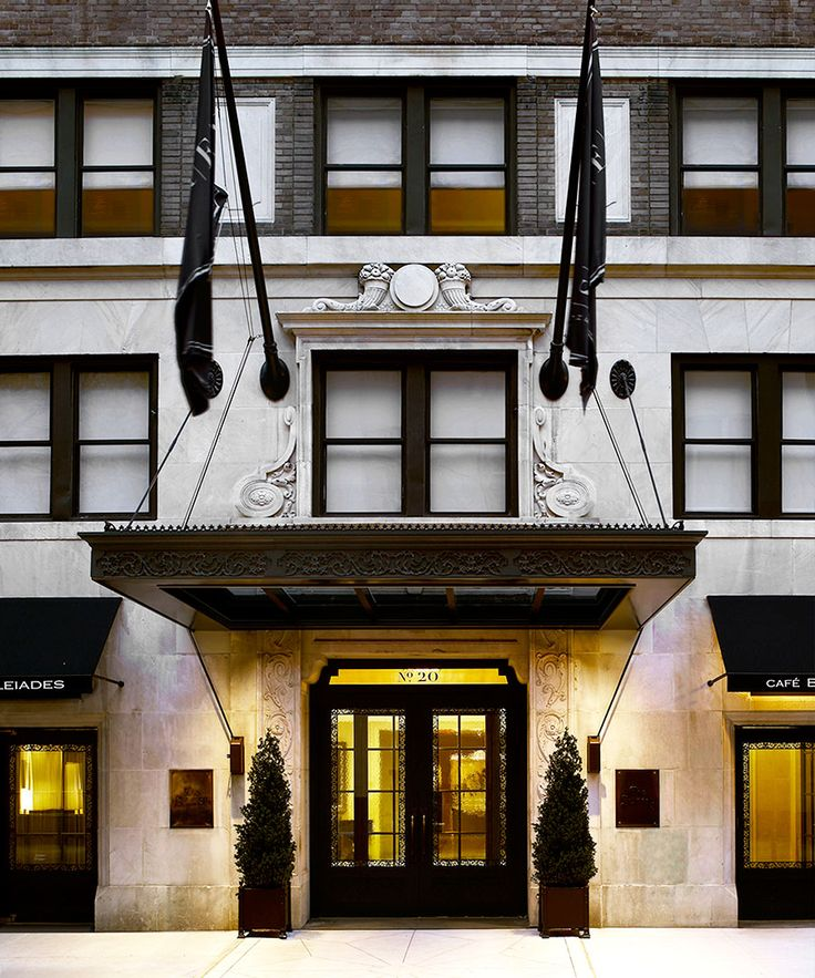 The surrey hotel new york a night away pinterest for Top boutique hotels in nyc