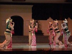 Tari Bedaya Yogyakarta - Tari Bedhaya Yogyakarta