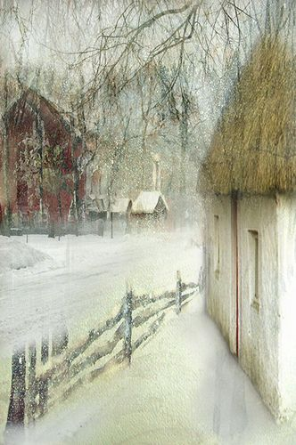 Winter In Ireland. Nellie Vin. Fine Art., via Flickr.