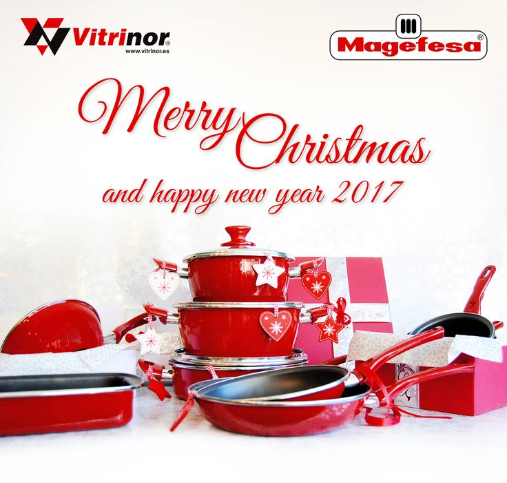 Enjoy your Christmas with Magefesa from Vitrinor.