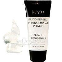 Праймер основа для макияжа NYX Studio Photo-Loving Primer Clear, цена 564 грн., купить в Киеве — Prom.ua (ID#191254880)